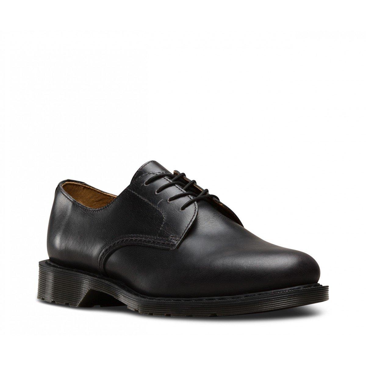 Dr.Martens Mens Octavius Leather Shoes  40 EU Schwarz