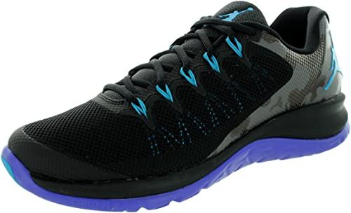 Realista Itaca superficial  Nike air Jordan Flight Runner 2 Mens Trainers 715572 Sneakers Shoes (UK 7  US 8 EU 41, Black Blue Lagoon Bright Concord 007): Amazon.co.uk: Shoes &  Bags