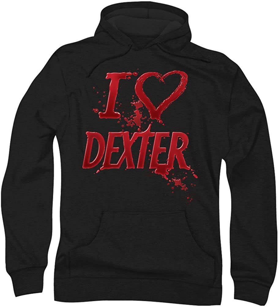 Dexter - Herren I Heart Hoodie