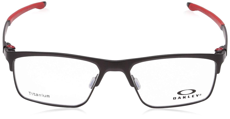 7b68b02f36 Oakley CARTRIDGE OX 5137 SATIN BLACK men Eyewear Frames  Amazon.ca   Clothing   Accessories