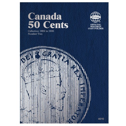 Canadian 50 Cent Folder #2, 1902-1936