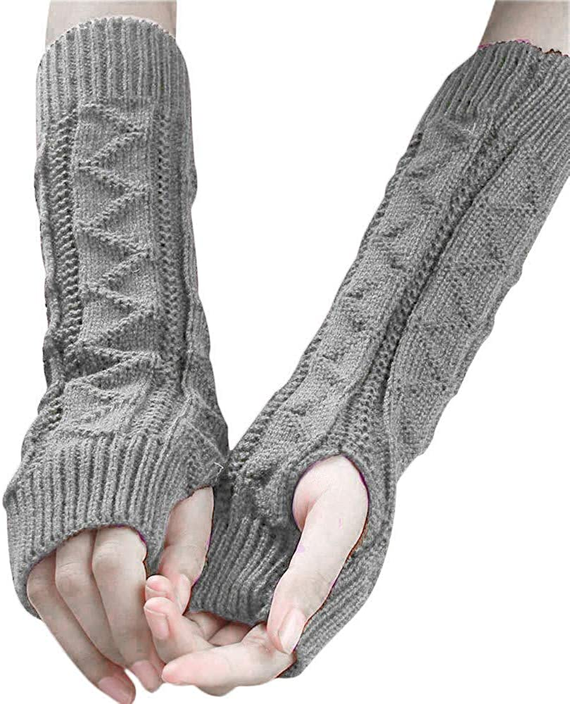 LOVEFIGHTER Thumbhole Arm...