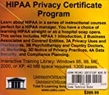 Hipaa Privacy Certificate Program