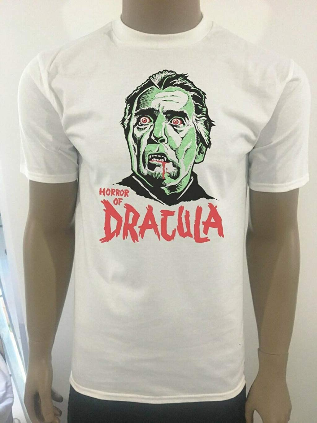closer at factory price cost charm Amazon.com: Dracula Christopher Lee Vintage 1950'S Hammer ...