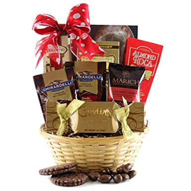 Design It Yourself Gift Baskets Sinful Sweets Chocolate Gift Basket