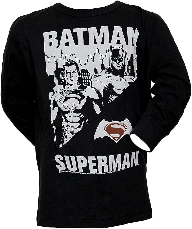 Junk Food Big Boys' Batman vs. Superman T-Shirt