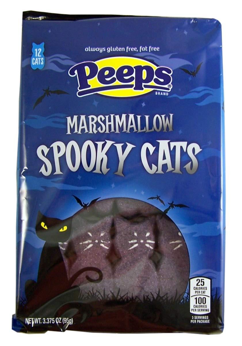 Halloween Cat Peeps