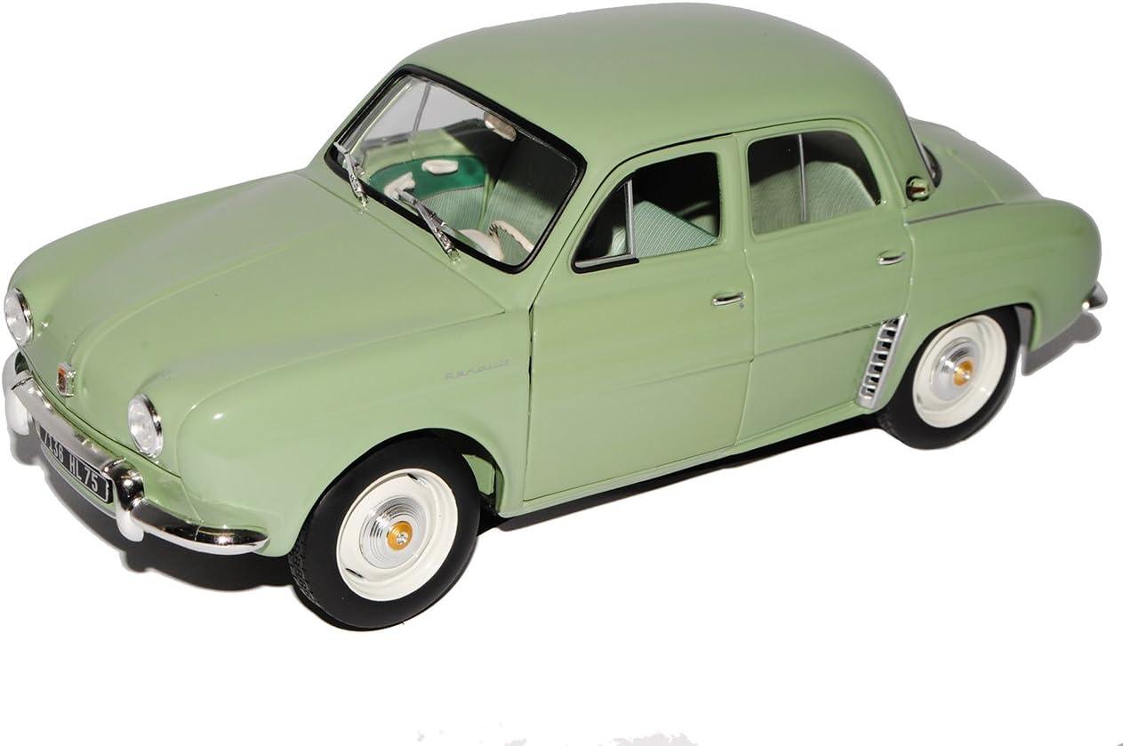 Renault Dauphine Limousine Schwarz 1956-1968 1//18 Norev Modell Auto mit oder ohn