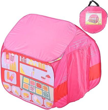 Tienda de campaña para niños - Princess Boy Camping Game ...