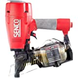 Senco Brands 5J0001N Air Framing Nailer, 15 Deg, Wire/Plastic, Gray and Black