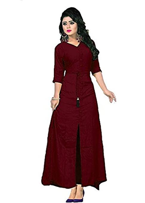 New Genration Fashion Hub Women's Cotton Dress Material Women's Ethnic Unstitched Fabric at amazon