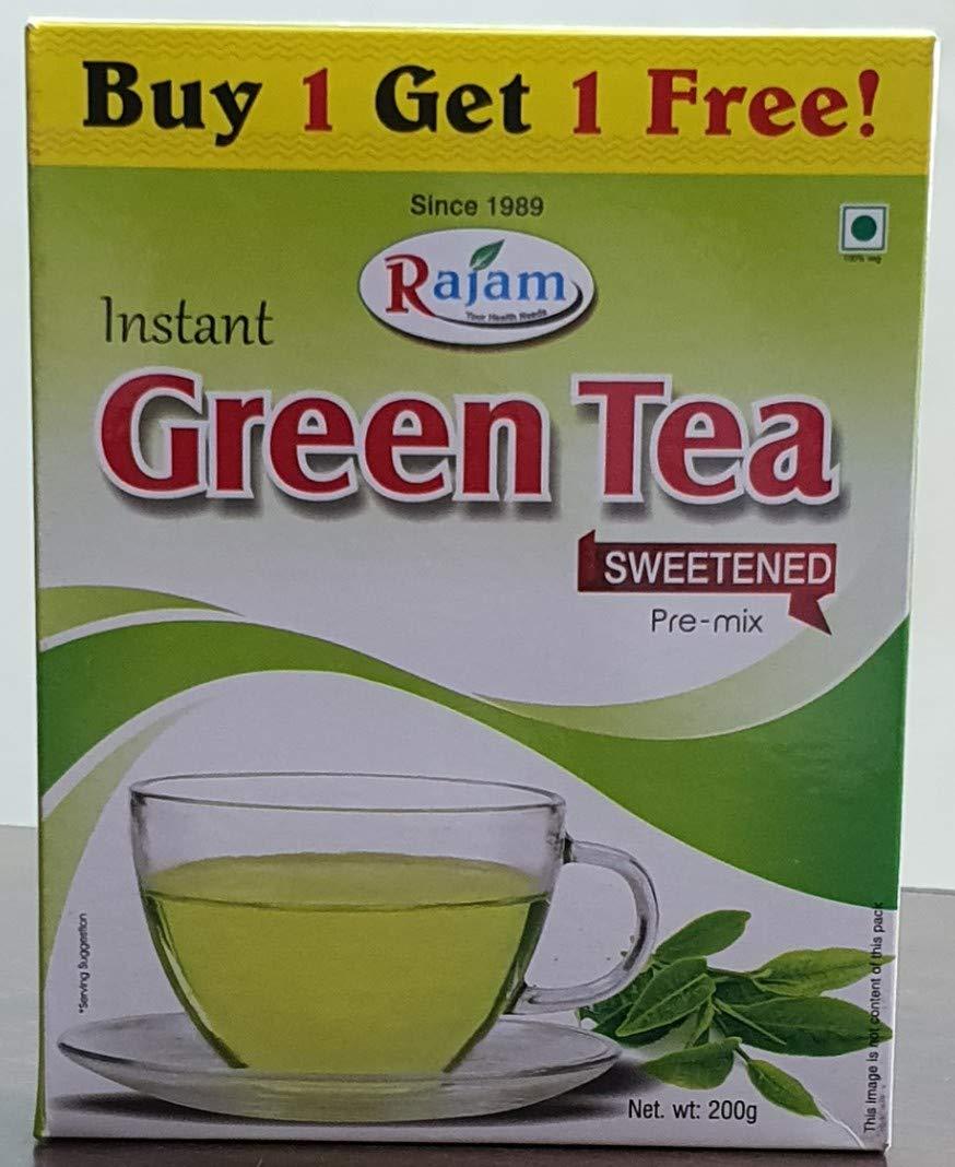 Rajam Green Tea 200G Box (Buy 1 Get 1 Free)