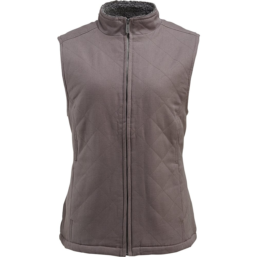 Wolverine Womens Belmont Sherpa Lined Quilted Vest Wolverine Women' s Workwear W1203990