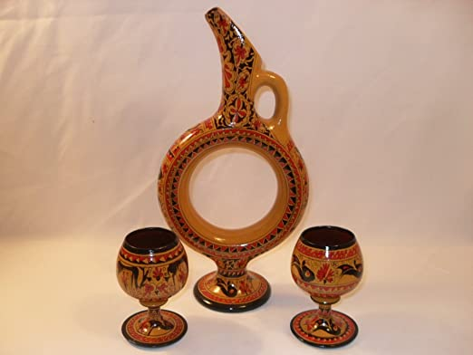NEW Hittite design Wine Service Set