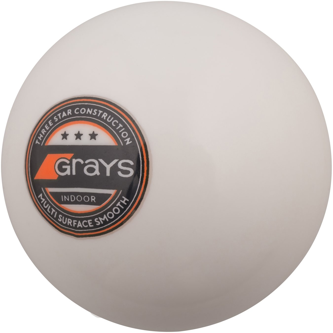Grays Indoor Hockey Ball GRAYS Indoor Hockeyball Gelb
