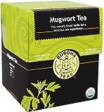 Organic Mugwort Tea - Kosher, Caffeine Free, GMO-Free - 18 Bleach Free Tea Bags