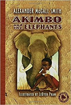Book By Alexander McCall Smith Akimbo and the Elephants