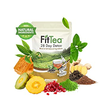 FitTea The Original 28-Day Detox Tea