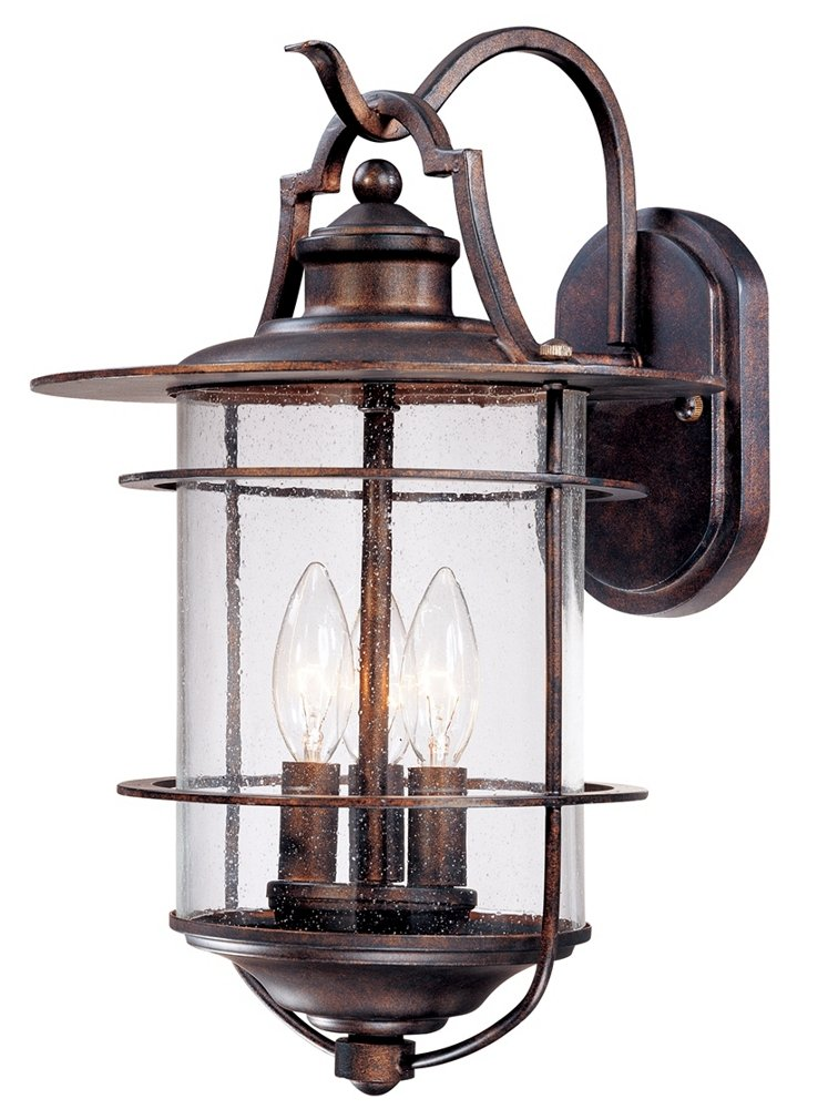 Franklin Iron Works Casa Mirada 16 1 4 High Outdoor Light Wall Porch Lights Amazon Com