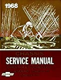 A MUST FOR OWNERS, MECHANICS, RESTORERS -THE 1968 CHEVROLET REPAIR SHOP & SERVICE MANUAL INCLUDES: Biscayne, Bel Air, Impala, Caprice, Chevelle, 300, Deluxe, Malibu, Concours, Estate, SS-396, Chevy II, Nova, Camaro, RS, SS, Z-28, Corvette. CHEVY