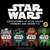 Star Wars: Adventures in Wild Space: The Star Wars Adventures in Wild Space Series, Books 1-3