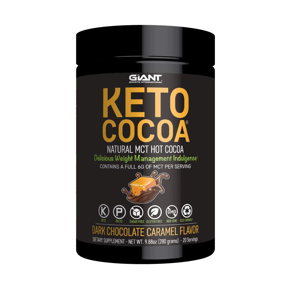 Amazon Com Giant Sports Keto Cocoa Sugar Free Hot