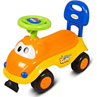 Baybee Baby Ride on Jeep Push Car for Kids Suitable for Boys and Girls, 1-2 Years ,Red