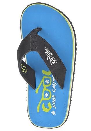 Cool Shoes Original Child YELLOW Kinder Flip Flops Kids Sandalen Zehentrenner Strandlatschen Badeschlappe