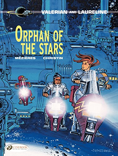 Valerian et Laureline (english version) - Tome 17 - Orphan of the Stars