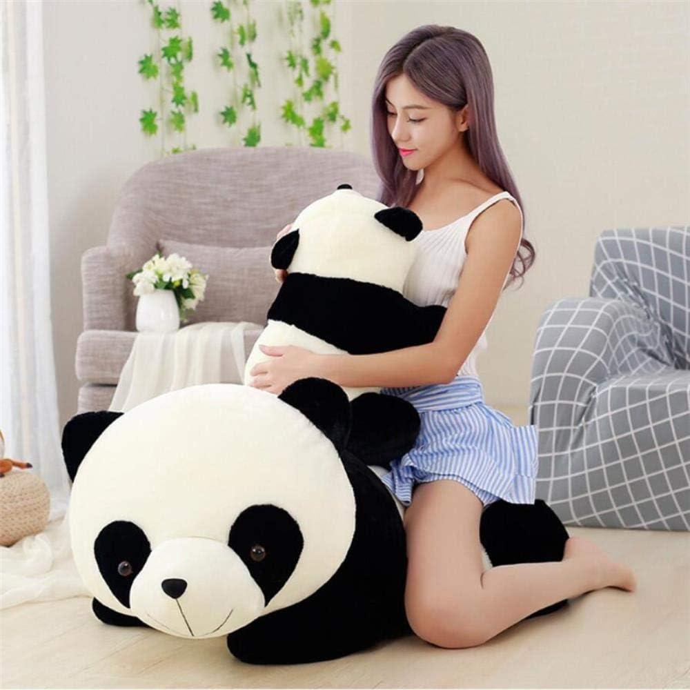 xmwm Panda Grandes Agradable del Bebé Animales De Peluche Gigante Oso De Juguete Almohadilla De La Historieta De Animales Muñeca De Kawaii De Navidad Muñecas Niñas,40 Cm