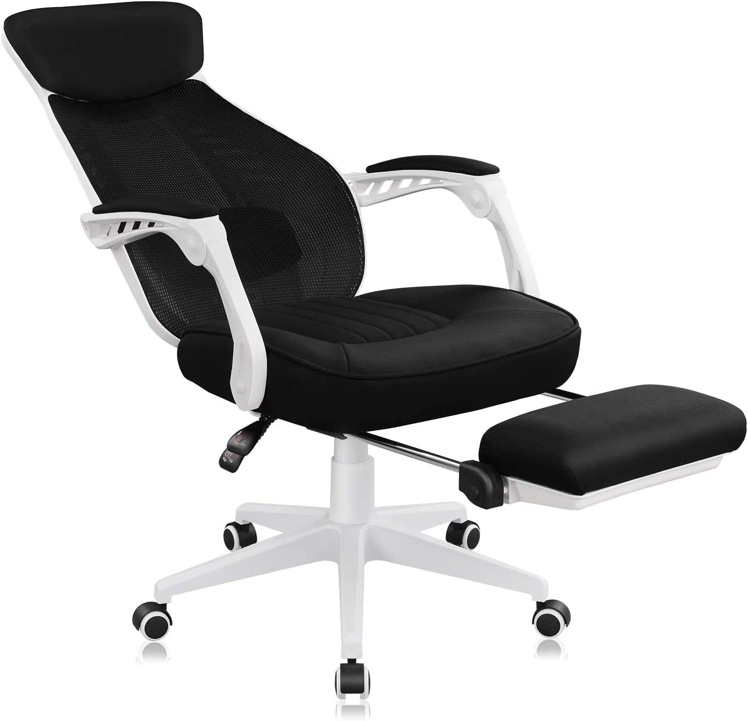 DEVAISE Mesh Recliner Office Chair