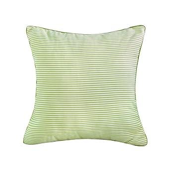 Amazon.com: Cojín de sofá almohada grande funda de almohada ...