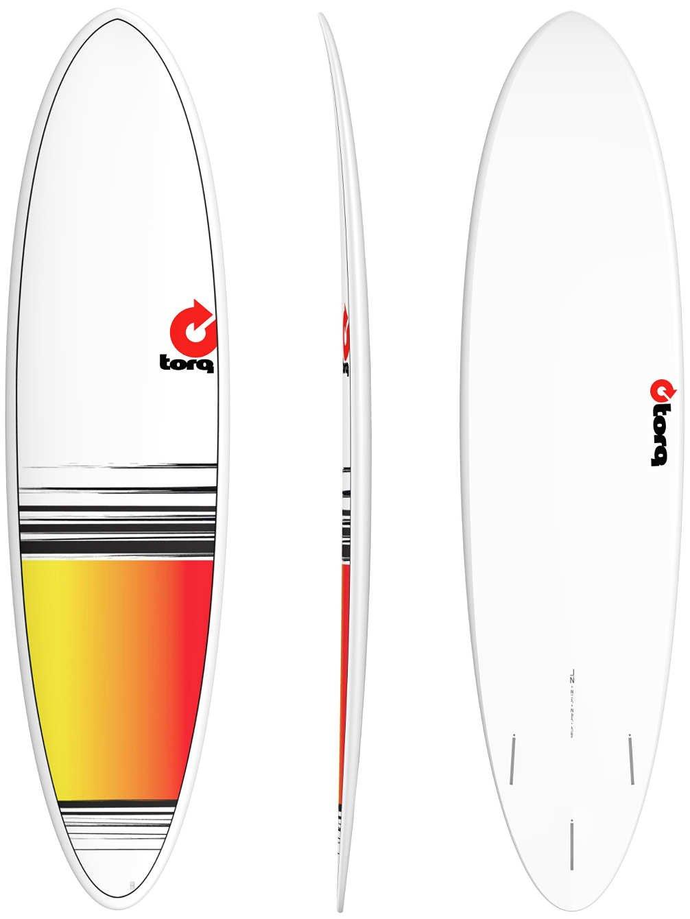 TORQ Tabla de Surf Tet 7.2 Fun Tarjeta: Amazon.es: Deportes y aire libre