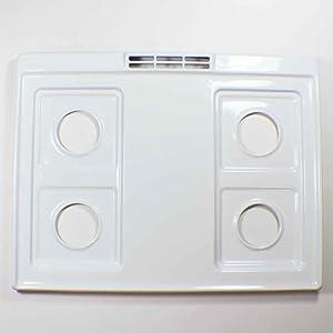 General Electric WB62K10001 Range/Stove/Oven Metal Cooktop