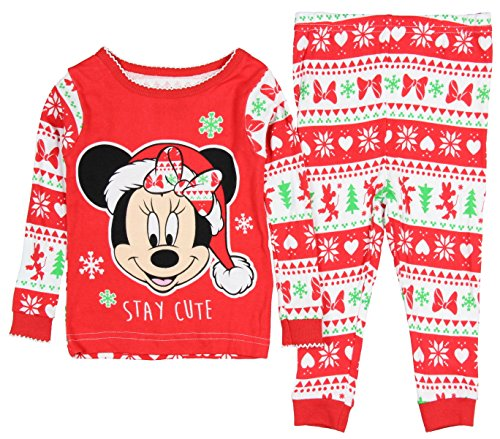 Disney Minnie Mouse Festive Christmas Stay Cute Toddler