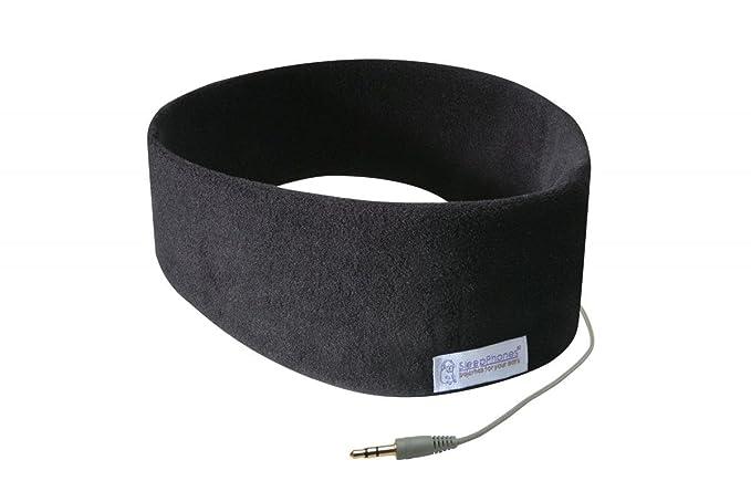 Cascos de la banda de sujeción AcousticSheep SleepPhones: Amazon.es: Electrónica