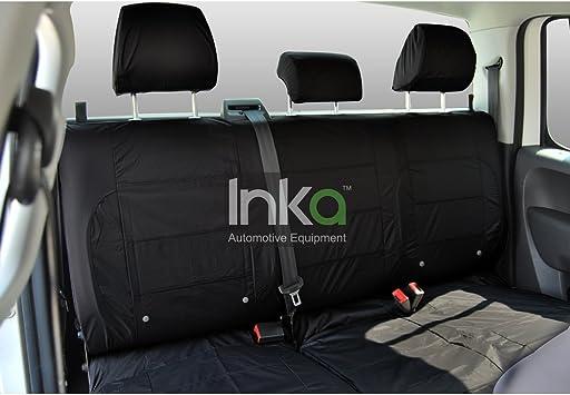 HD WATERPROOF SINGLE FRONT BLACK SEAT COVER  for ISUZU TROOPER