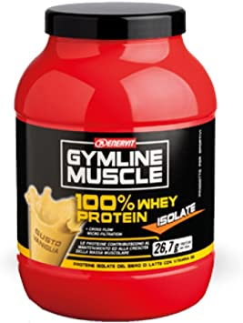Enervit Gymline Muscle 100% Whey Protein Isolate Vanilla 700g