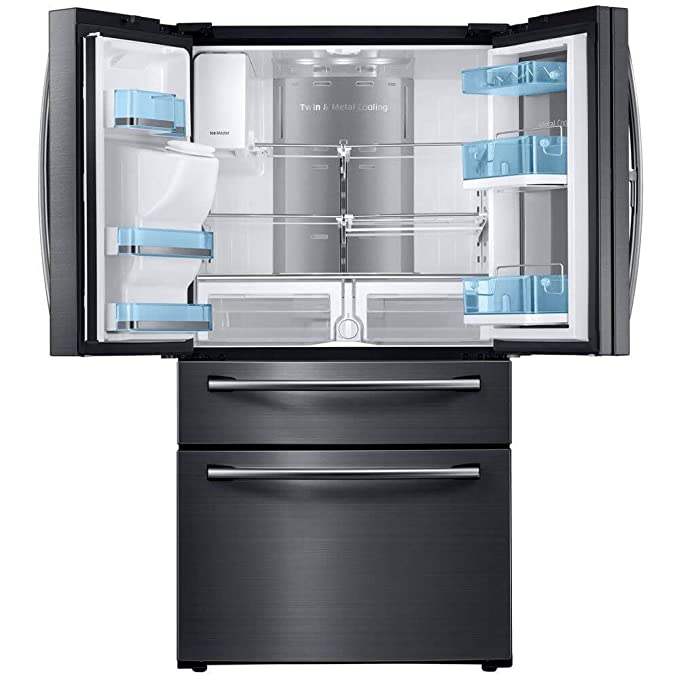 Samsung Appliance RF28JBEDBSG - Nevera para puerta francesa (36 ...
