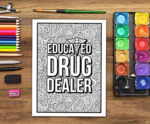 Fuck Addiction: Inspiring Coloring Journal for Addiction Recovery ... | 413x500