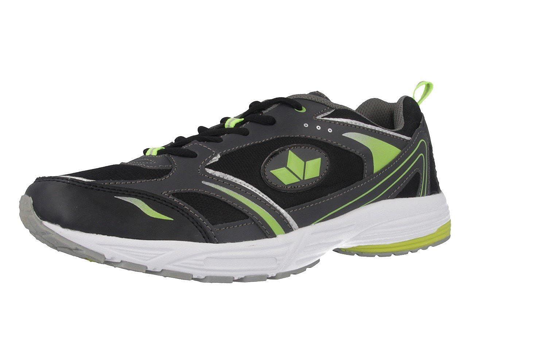 Lico - Zapatillas de running de material sintético para hombre negro negro 49 EU
