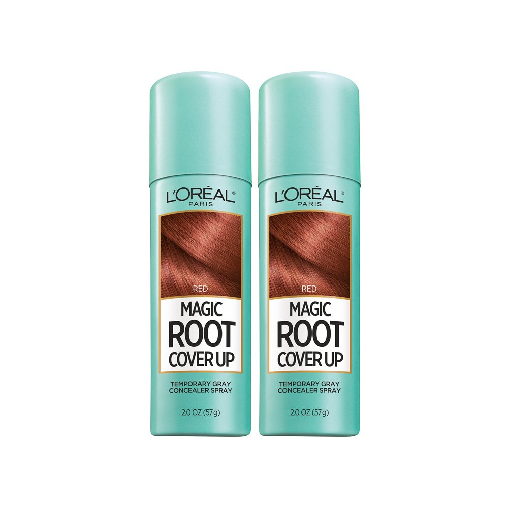 L'Oreal Paris Magic Root Cover Up Temporary Hair Colour Light Golden Brown, 57 g L' Oreal Paris