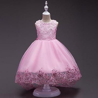 c2ee8166902b6 キッズフォーマルドレス ピアノ発表会 子供ドレス 女の子 ロング トレーン フラワーガール プリンセス キッズドレス
