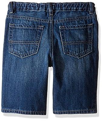 The Children's Place Boys' His Li'l 5 Pocket Denim Shorts