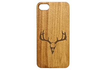 Amazon Com For Apple Iphone 7 8 Zebrawood Wood Phone Case