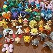 24PCS Wholesale Lots Cute Pokemon Mini Random Pearl Figures New Hot Kids Toy by Pasuk2788