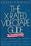 X-Rated Videotape Guide 47 P, Crown, 0517548992