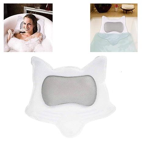 Almohada de Bañera, Almohada de Baño para Bañera Cojín de ...