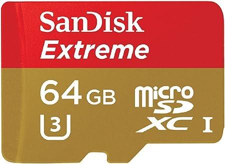 Sandisk Extreme 64gb Microsdxc Bis Zu 90 Mb Computer Zubehör