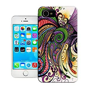 Unique Phone Case Characteristic pattern Hummingbird Hard Cover for iPhone 4/4s cases-buythecase